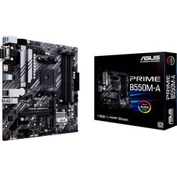 Asus PRIME B550M-A Mainboard Sockel AMD AM4 Formfaktor Micro-ATX Mainboard-Chipsatz AMD® B550