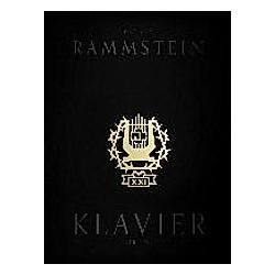 Rammstein - für Klavier  m. Audio-CD. Rammstein  - Buch