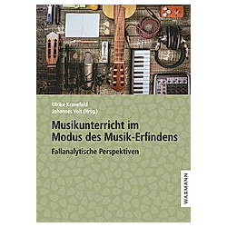 Musikunterricht im Modus des Musik-Erfindens - Buch