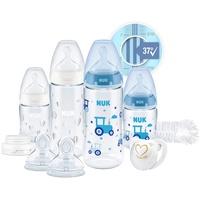 NUK First Choice Perfect Start Set Girl mit blau