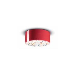 Ferroluce Deckenleuchte Pi aus Keramik Ø 25cm