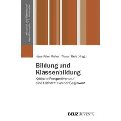 Bildung und Klassenbildung als Buch von