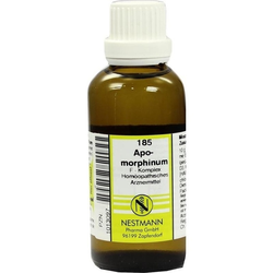 185 Apomorphinum F Komplex
