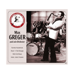Max Greger - Tequila (CD)