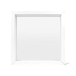 Bilderrahmen FLXXY weiß (BH 30x30 cm)