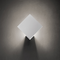 Lodes Puzzle Single Square LED Wand - / Deckenleuchte