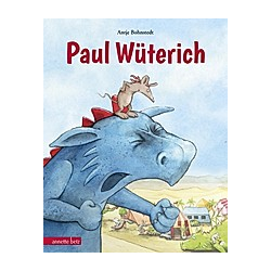 Paul Wüterich. Antje Bohnstedt  - Buch