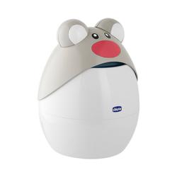 Chicco Inhalator Aerosol-/ Inhalationsgerät Super Soft, Bär natur