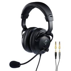 Monacor BH-009 Headset Gesangs-Mikrofon inkl. Windschutz
