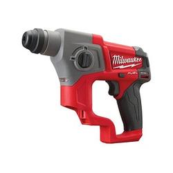 Milwaukee M12 CH-0 Akku-Bohrhammer 12,0 V