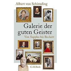 Galerie der guten Geister. Albert von Schirnding  - Buch