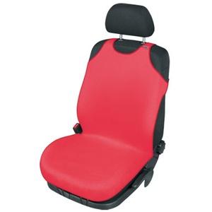 ZentimeX Z739306 Sitzbezug Einzelsitz T-Shirt-Design Baumwolle rot