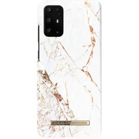 IDEAL OF SWEDEN IDFCA16-S11-46, Backcover, Samsung, Galaxy S20+, Weiß/Gold