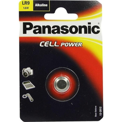 Batterie Knopfzelle 1.5V LR 9 PX 625 U