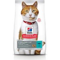 Hill's Hill's Sterilised Cat Young Adult Thunfisch Katzenfutter 10 kg