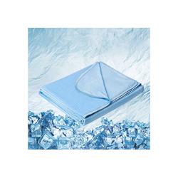 Babydecke GlobaLink C5152 Decke, GlobaLink blau 150 cm x 200 cm