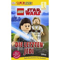 SUPERLESER! LEGO® Star Wars? Die letzten Jedi