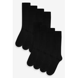 Next Kurzsocken Socken mit hohem Bambusfaser-Anteil, 8er-Pack (8-Paar) 43-45