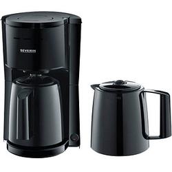 SEVERIN KA 9252 Kaffeemaschine schwarz