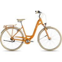 Cube Ella Cruise 28 Zoll RH 49 cm Damen orange'n'cream 2019