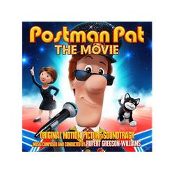 O.S.T. - POSTMAN PAT: THE MOVIE (CD)