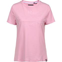 Superdry Vintage Logo T-Shirt Damen in fondant pink, Größe XS fondant pink XS