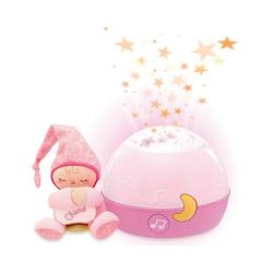 Chicco Nachtlicht Sternenhimmel-Projektor, blau rosa