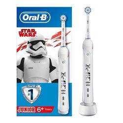 Oral B Elektrische Zahnbürste Junior elektr. Zahnbürste Star Wars