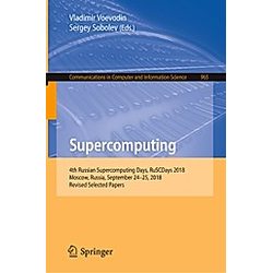 Supercomputing - Buch