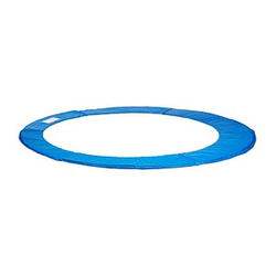 relaxdays   Trampolin-Randabdeckung blau 305,0 cm