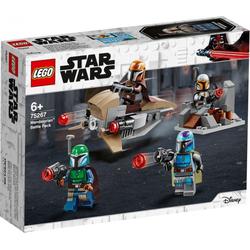 LEGO® Puzzle LEGO® Star Wars 75267 Mandalorianer Battle Pack, Puzzleteile