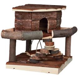 TRIXIE Haus Ida für Kleintier 19×20×19 cm