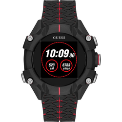 GUESS CONNECT REX, C3001G1 Smartwatch (Wear OS by Google)