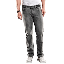Jeans Classic Engbers Zementgrau