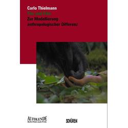 Tier und Film als Buch von Carlo Thielmann/ Thielmann Carlo