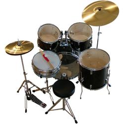 Clifton Schlagzeug Black Beat