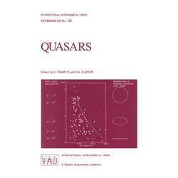Quasars als Buch von