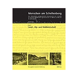 Menschen am Schellenberg: Bd.2 Menschen am Schellenberg; .. Rudolf Goop  - Buch