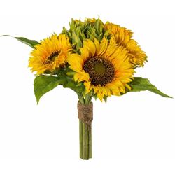 Kunstblume (Set, 3 Stück), Kunstpflanzen, 812059-0 gelb H: 35 cm gelb