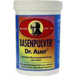 BASENPULVER NACH DR AUER