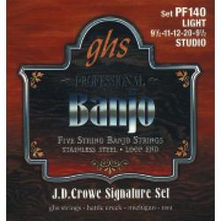 GHS PF150 5-String Banjo 010/010