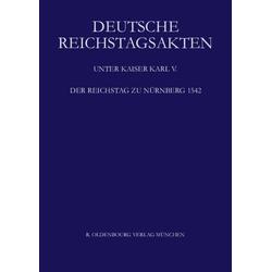 Der Reichstag zu Nürnberg 1542 als Buch von