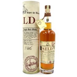 SILD Crannog Single Malt Whisky 2018