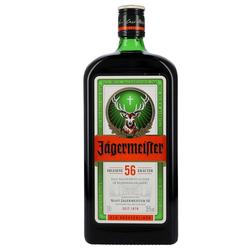 Jägermeister 35% 1 ltr.