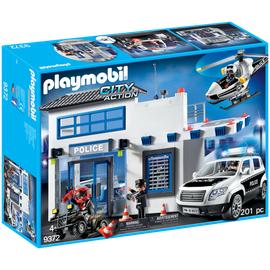 Playmobil City Action Polizeistation (9372)