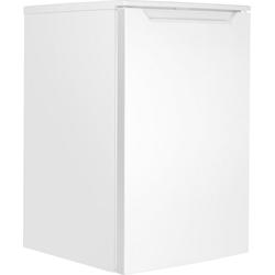 Hanseatic Table Top Kühlschrank HKS8555GEW, 85 cm hoch, 55 cm breit weiß