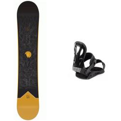Salomon Snowboard - Pack Sight 2020 - Snowboard Sets inkl. Bdg.
