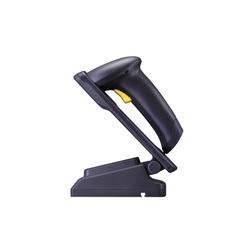 CC-1500R - CCD-Scanner, RS232-KIT, inkl. Auto-Sense Stand, schwarz