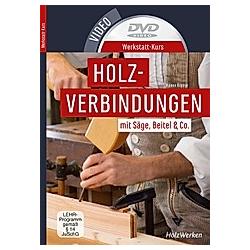 Werkstatt-Kurs Holzverbindungen  DVD-Video - DVD  Filme