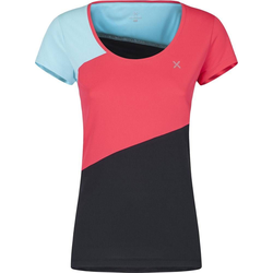 Montura Style T-Shirt Women Funktionsshirt Rosa Sugar / Iceblue